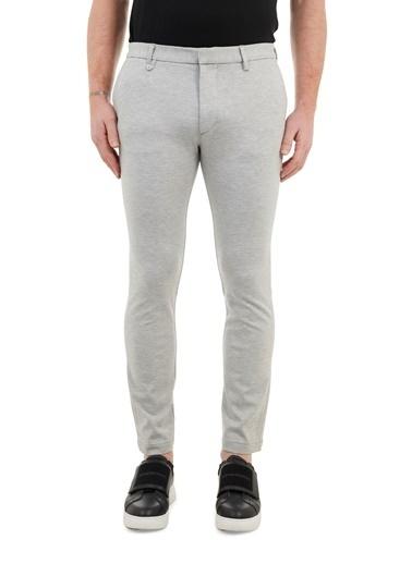 Hugo Boss  Extra Slim Fit Cepli Pantolon Erkek Pantolon 50437956 061 Gri